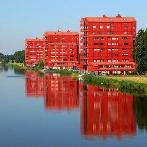 DOK architecten, Liesbeth van de Pol, Rode Donders, Almere